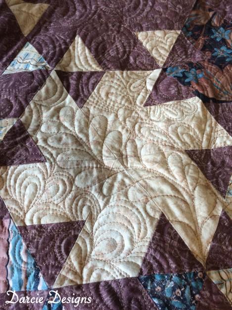 meghan quilt front detail