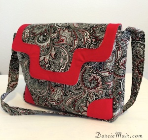 Lilium Laptop Bag by Darcie Mair