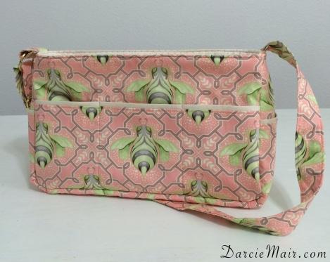 Tula Pink Bee Bag by Darcie Mair